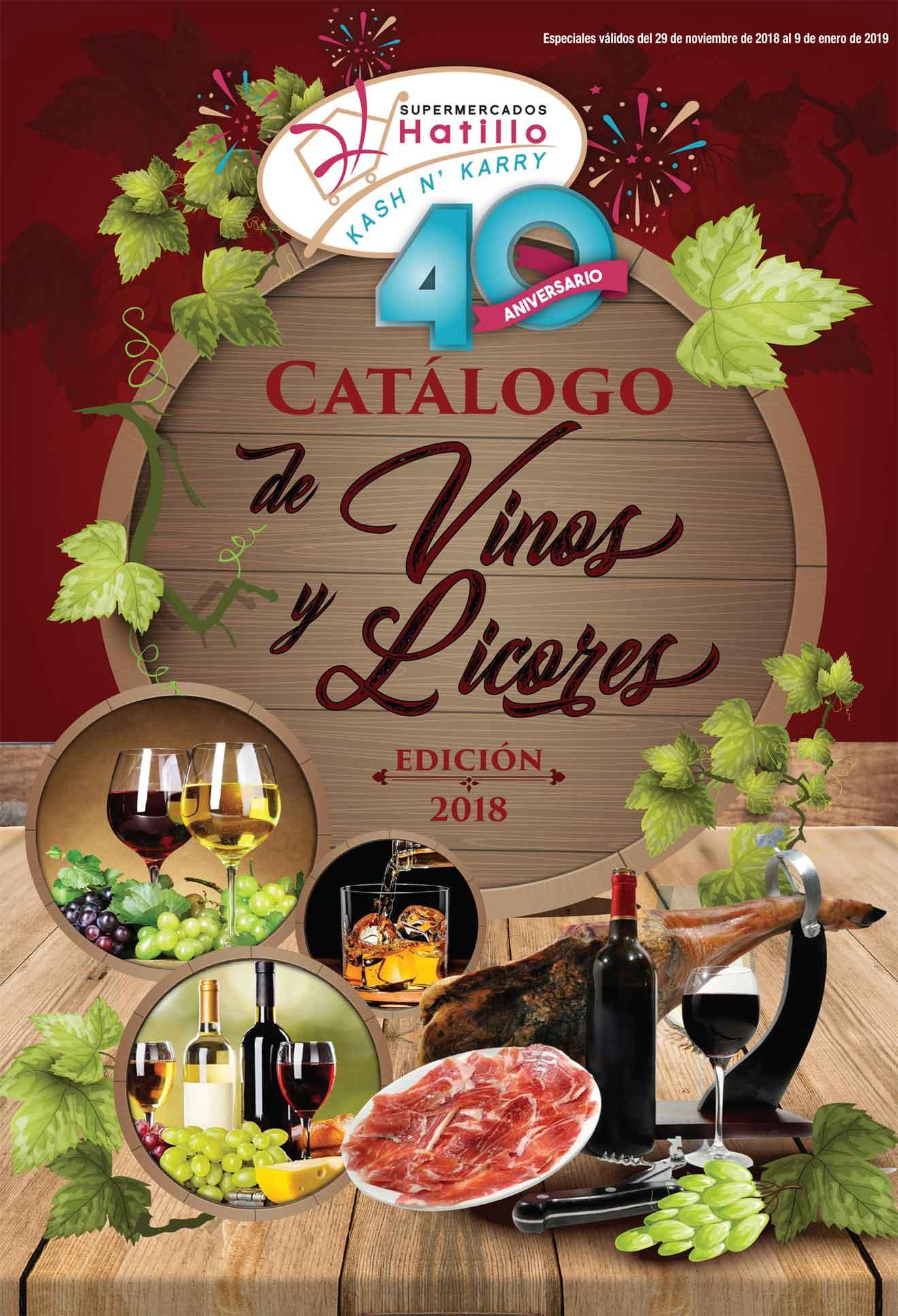 Catalogo Vinos
