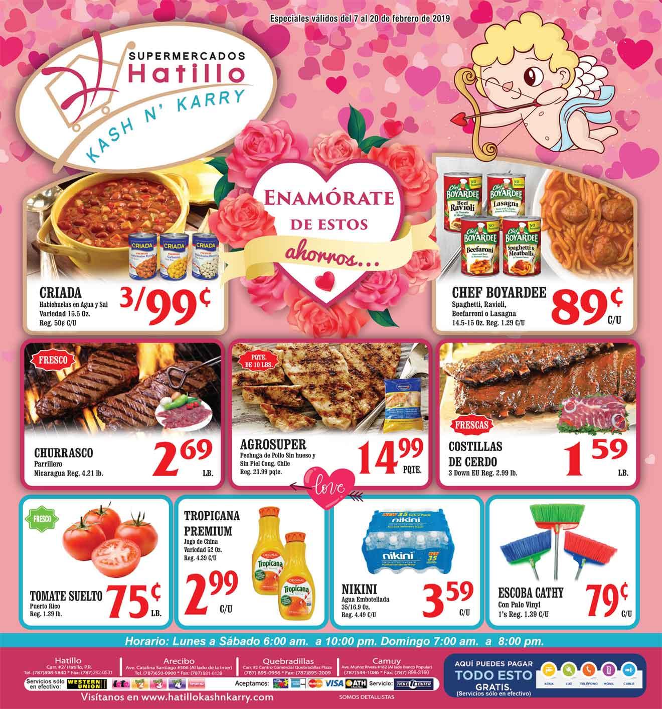 Shopper del 7 al 20 de febrero de 2019