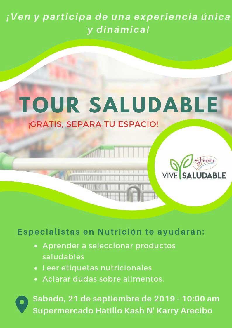 Tour Saludable